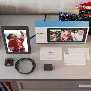 "Nixplay Seed 8"" digital wifi photo frame"